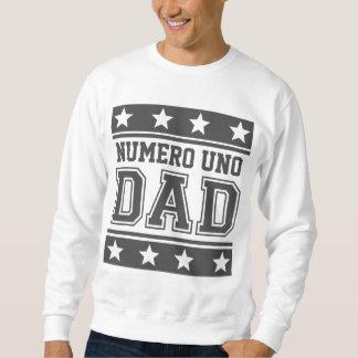Numero Uno-pappa Sweatshirt
