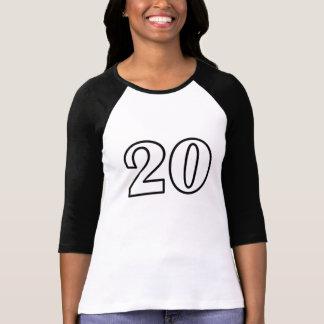 Numrera 20 t shirt
