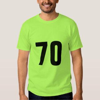 Numrera 70 tee shirts
