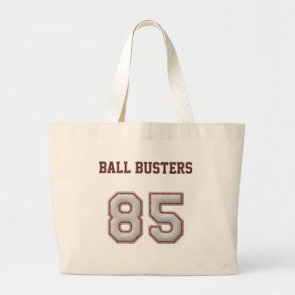 Numrera 85 med kall baseball syr Look Tygkasse
