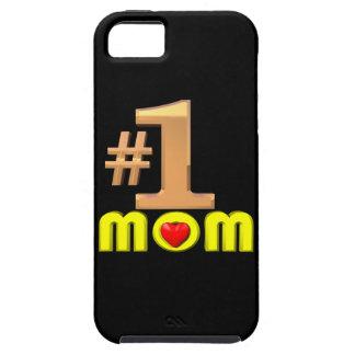 Numrera en mamma tough iPhone 5 fodral