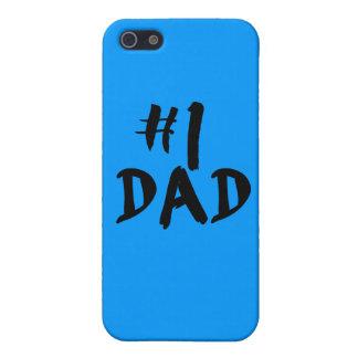 Numrera en pappa iPhone 5 cases
