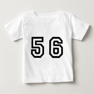 Numrera femtio sex tee shirt