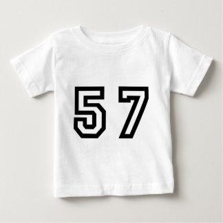 Numrera femtio sju t-shirt