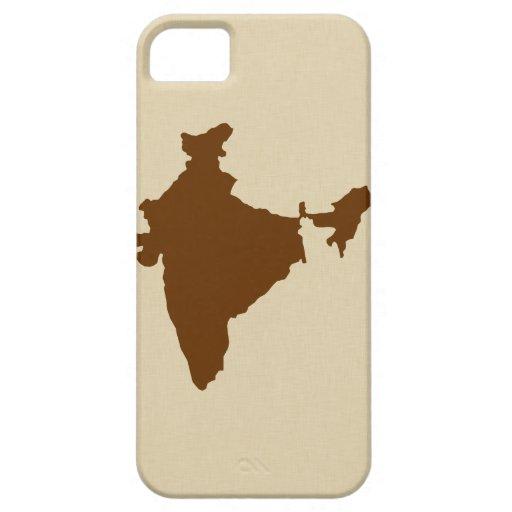 NutmegkryddaMoods Indien iPhone 5 Skal