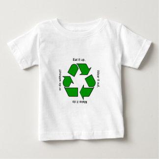 Ny återvinnaMotto T Shirt