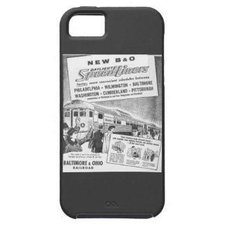 Ny B&O Budd som byggas dagsljus Speedliners iPhone 5 Case-Mate Skal