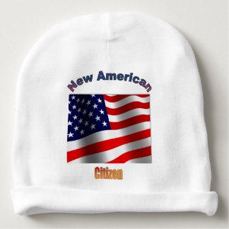 Ny Beanie för amerikanmedborgarebaby