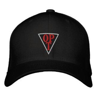 Ny broderad OPT-hatt Hatt
