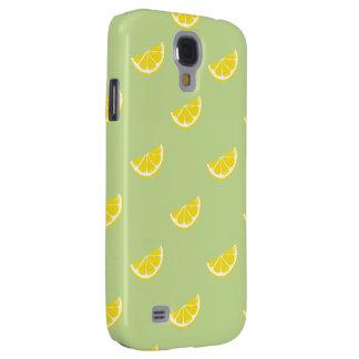 ny citronmönstersamsung galax S4 Galaxy S4 Fodral