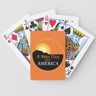 Ny dag spelkort