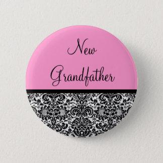 Ny farfar standard knapp rund 5.7 cm