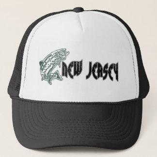 NY FISK - Jersey VINTAGELOGOTYP Keps
