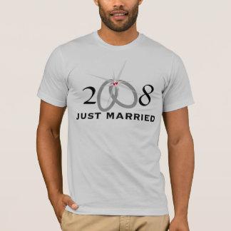 """""""Ny gifta 2008 """", T-shirts"""
