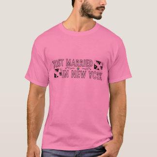 Ny gifta i New York (homoäktenskapen) Tshirts