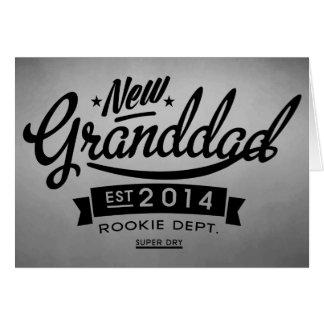 Ny Granddad 2014 (förfrågningen) Hälsningskort