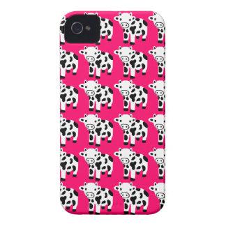 Ny gullig gåva för shock rosakoblackberry fodral iPhone 4 fodraler