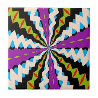 Ny Kaleidoscope Kakelplatta