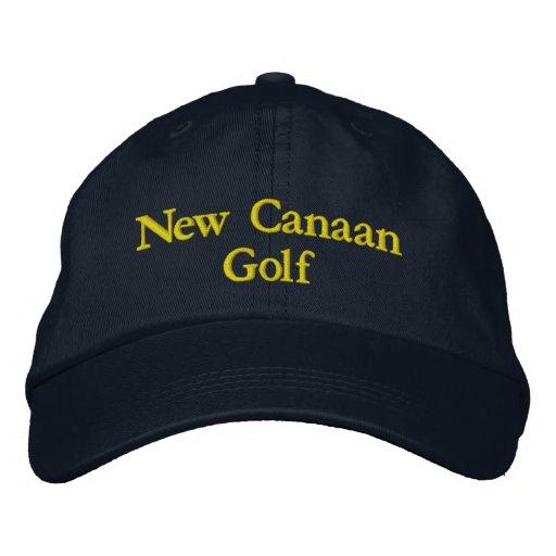 Ny Kanaan Golfhatt Keps