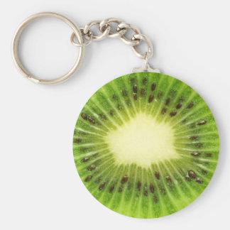 Ny Kiwi Rund Nyckelring