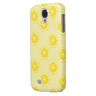 ny samsung för citronfruktmönster galax S4 Galaxy S4 Fodral