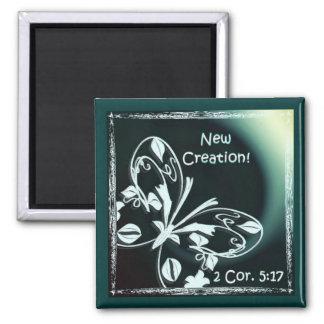 Ny skapelse magnet