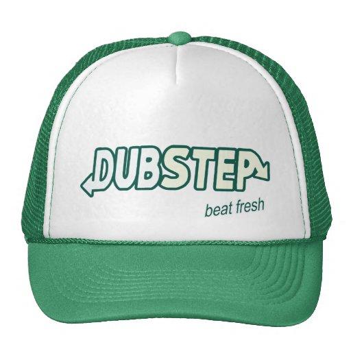 ny takt för DUBSTEP för damflickagrabbar eller man Baseball Hat