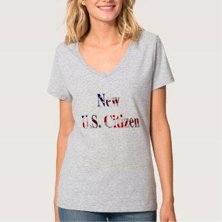 Ny U.S.-medborgare T-shirt