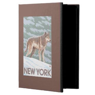 Ny YorkWolf plats iPad Air Fodral