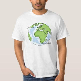 Ny Zealand-Scotland. T-shirt