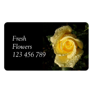 Nya blommavisitkortar visit kort