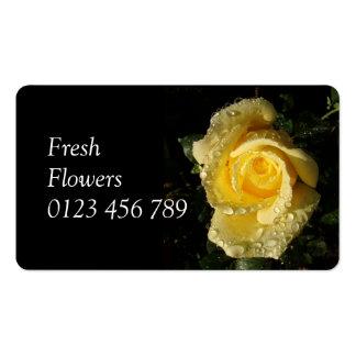 Nya blommavisitkortar visitkort