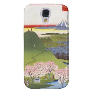 """Nya Fuji"" Hiroshige Galaxy S4 Fodral"