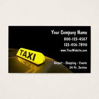 Nya taxivisitkortar visitkort