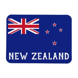 Nyazeeländsk flagga magnet