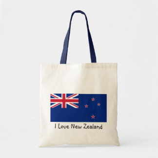 Nyazeeländsk flagga tygkasse