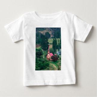 Nyazeeländsk Jerusalem kyrklig Whanganui flod T-shirt