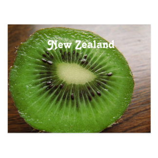 Nyazeeländsk Kiwi Vykort