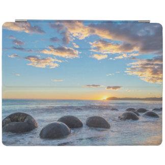 Nyazeeländsk södra ö, Moeraki stenblock iPad Skydd