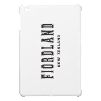 Nyazeeländska Fiordland iPad Mini Mobil Fodral