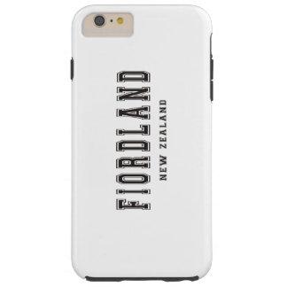 Nyazeeländska Fiordland Tough iPhone 6 Plus Skal