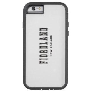 Nyazeeländska Fiordland Tough Xtreme iPhone 6 Fodral