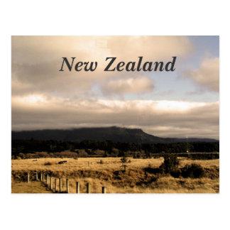 Nyazeeländskt Vykort