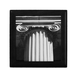 NYC-arkitektur mig Presentskrin