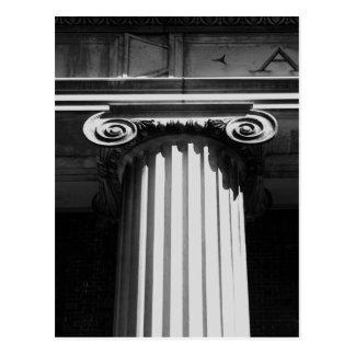 NYC-arkitektur mig Vykort
