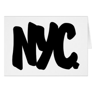 NYC-brev OBS Kort