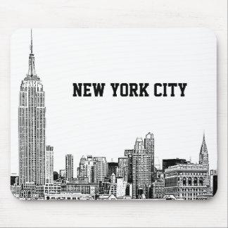 NYC-horisont etsade 01 Musmatta