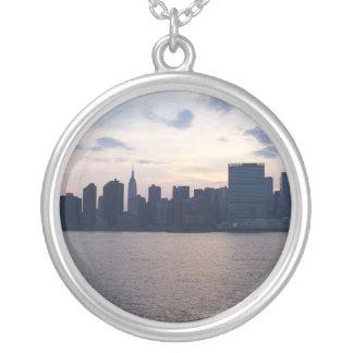 NYC-horisont - halsband