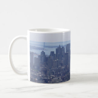NYC-horisont Kaffemugg