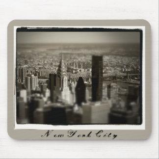 NYC-horisont Musmatta